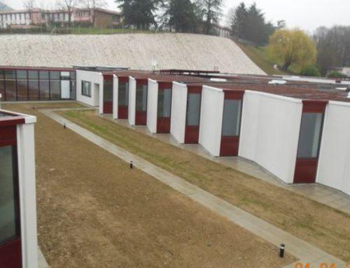 Hôpital psychiatrique de Saint Cyr au Mont d'Or (69), construction d'un pavillon basse consommation de 72 lits