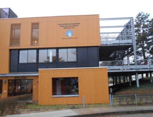 Extension de la Maison du Petit Monde à Bron (69)