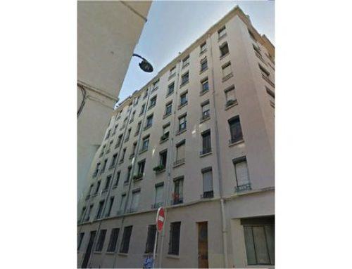 Audit énergétique Résidence rue Boissac à Lyon 2e (69)