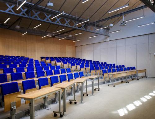 Campus ECAM, Ecole d'ingénieurs (69)