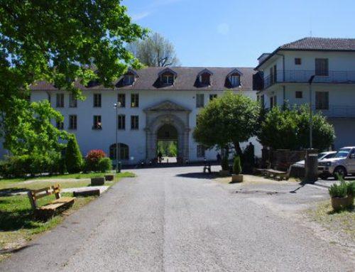 EHPAD du Château de Grex à Corbonod (01)