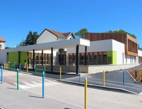 Restructuration et extension de l'école maternelle de Porcieu-Amblagnieu (38)
