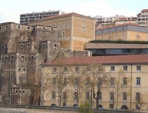 Fort Saint Jean à Lyon, Ecole des Contrôleurs du Trésor