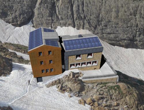 Refuge de la Brèche de Roland : Modernisation et extension (65)