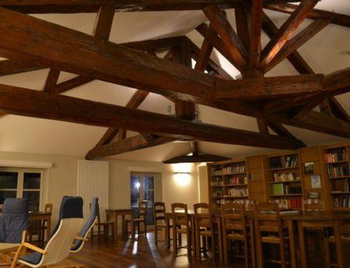 Aménagement d'une maison communautaire la Ferme de Valpré (69)