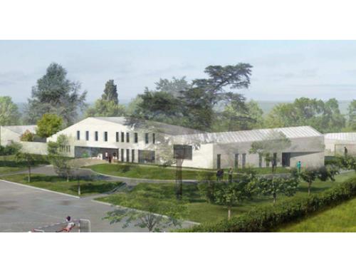 Reconstruction d'un établissement de placement éducatif à Valence (26)