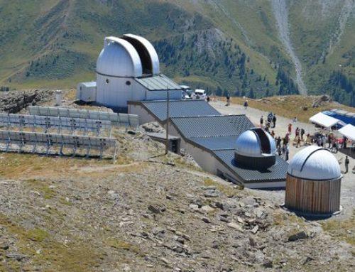 Saint Véran (05) : reconstruction de la base vie de l'observatoire et aménagement d'un espace découverte de l'astronomie