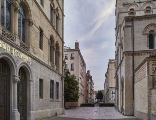 Hôtel de l'Abbaye rue d'Ainay à Lyon