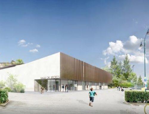 Gymnase de Civrieux d'Azergues (69)
