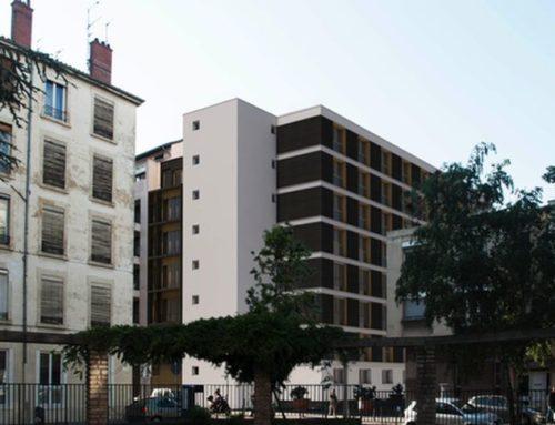 Réhabilitation de 70 logements et extension de 11 logements Lyon 6e