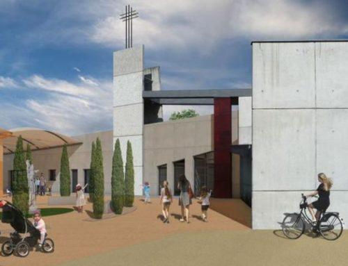 Extension du Centre Paroissial de conférences et spectacles Jean XXIII à Meyzieu (69)