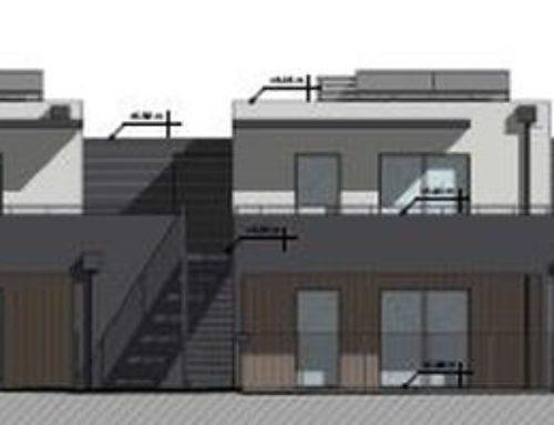 18 logements collectifs à  Pont-Eveque (38)
