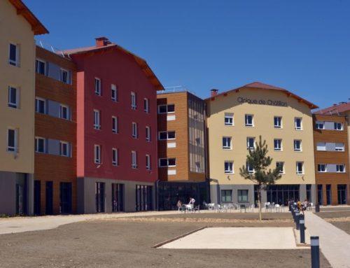 Construction d'une clinique psychiatrique à Châtillon en Michaille (01)