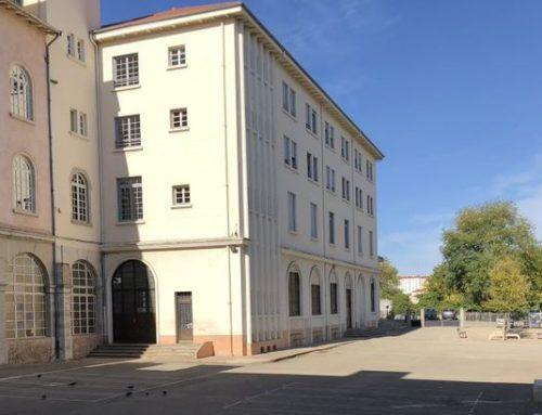 Réaménagement de locaux scolaires du collège Saint Marc (69)