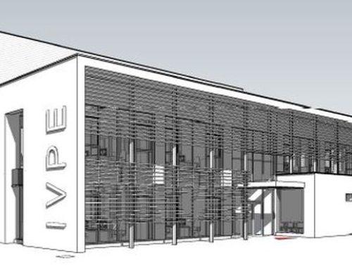 Construction d'un atelier à Roanne
