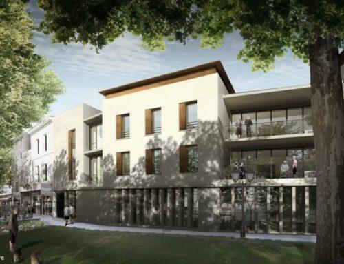 Restructuration et réhabilitation de l'EHPAD Sainte Marthe à Montélimar
