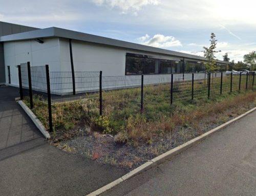 Construction d'un laboratoire d'analyses biologiques Altilabo au Puy en Velay