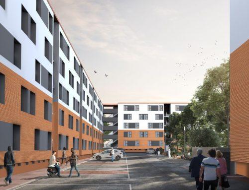 Résidence les Anges : rénovation 100 logements à Toulouse (31)