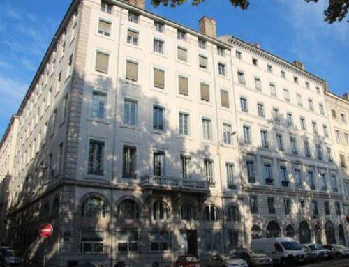 Bureaux Cabinet d'Avocats Delsol à Lyon 1er
